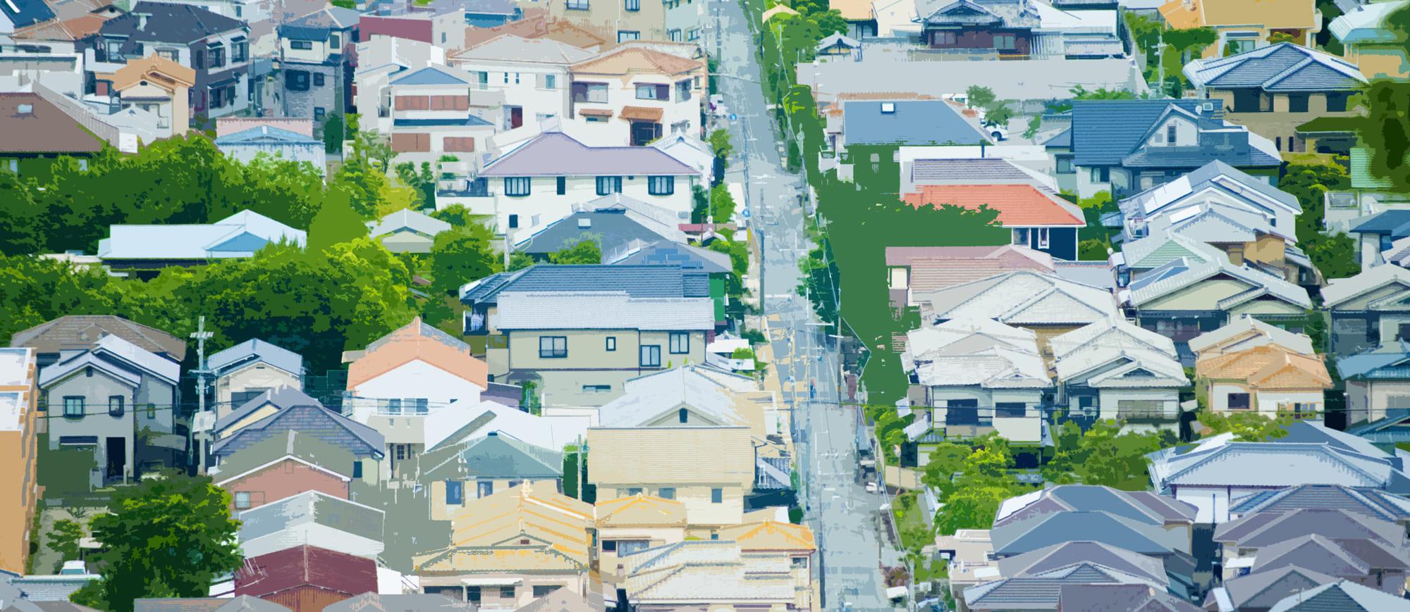 山口市平川分譲物件、一万人に好かれるより、あなたに好かれたい分譲地