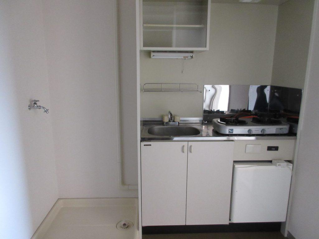 アクティブSIIの(キッチン) - 小郡不動産
