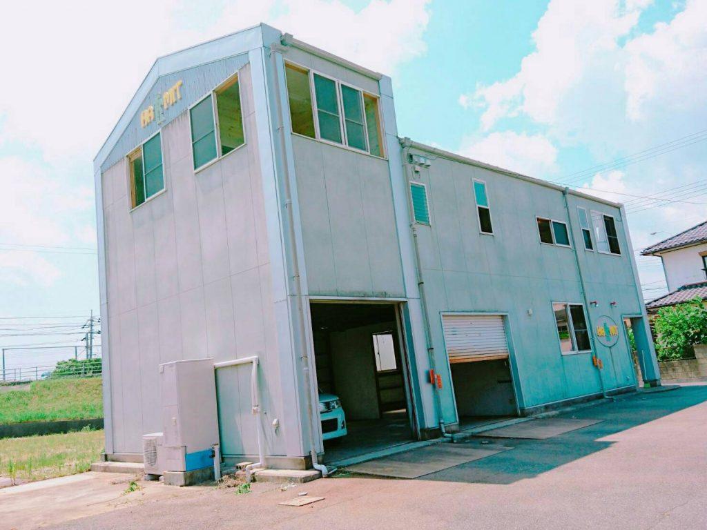 阿知須店舗併用住宅の - 小郡不動産