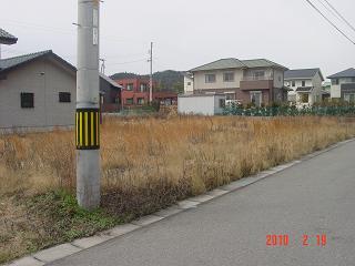 秋穂赤石売土地IIの(外観) - 小郡不動産