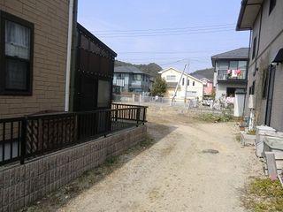 大内御堀売土地の(外観) - 小郡不動産