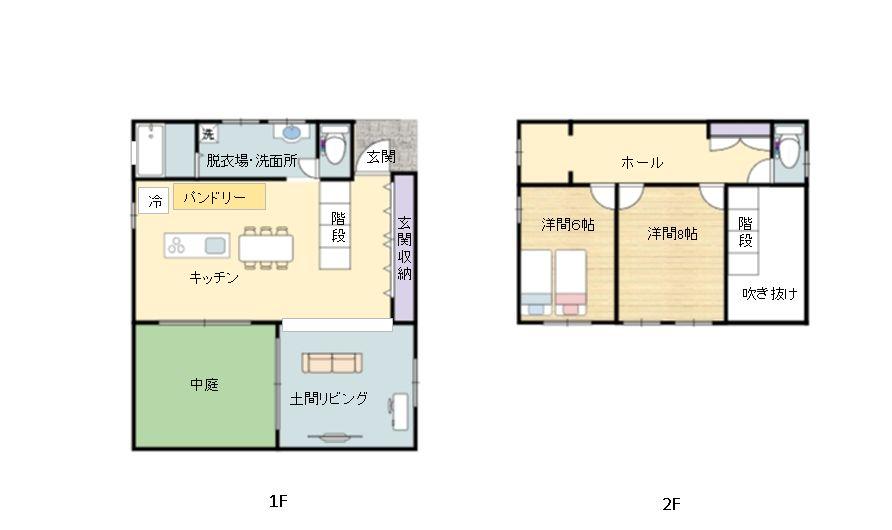 リブレガーデン矢原駅前6号地 モデルハウスの - 小郡不動産
