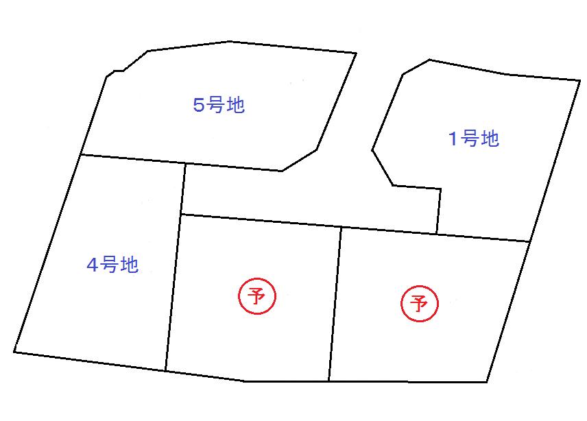 嘉川分譲地4号地の - 小郡不動産