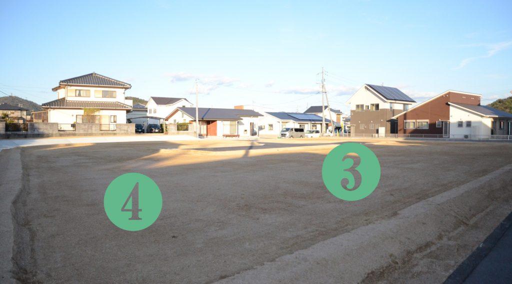嘉川分譲地4号地の(外観) - 小郡不動産