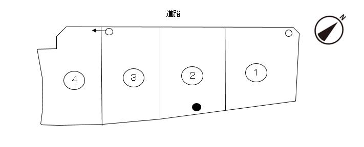 朝倉町 4区画の - 小郡不動産